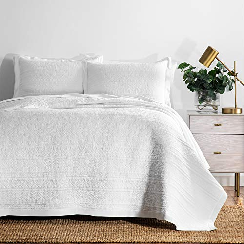 UGG Venecia Coverlet Set, Snow, King