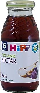 Hipp Organic Plum Nectar Juice Glass, 200ml