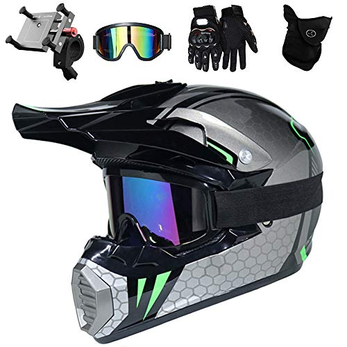 moto paranaso Gafas para moto de cross visera DH Downhill BMX MTB Adulto multicolor Dream moto enduro