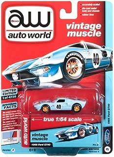 auto world vintage muscle