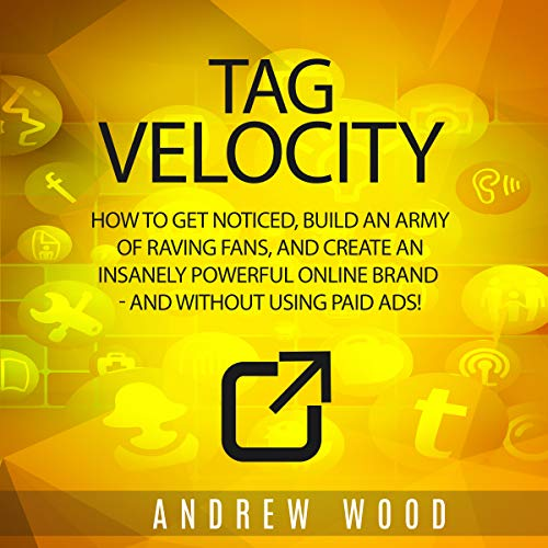 Tag Velocity audiobook cover art