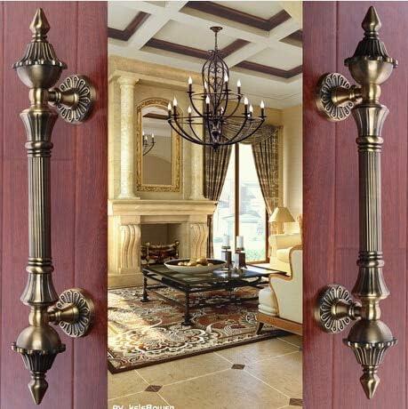 2 pcs Door Shake han European-Style Max online shop 41% OFF handshandle Villa