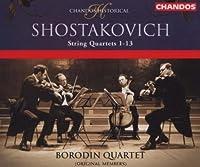 Shostakovich: String Quartets Nos. 1 - 13 (2003-05-20)