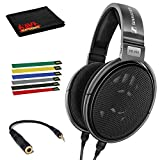 Sennheiser HD 650 Open Back Professional Headphone with 6-Pack Cable Ties