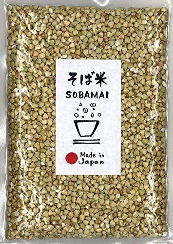 そば米 1kg 国産 雑穀 [そばの実(カラなし)]
