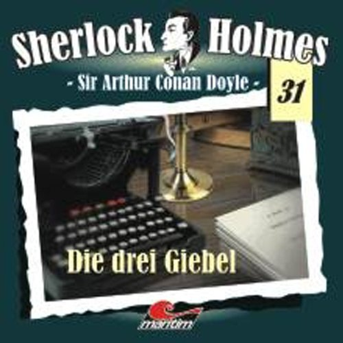 Die drei Giebel audiobook cover art