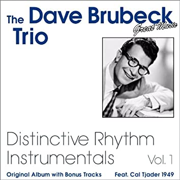 Distinctive Rhythm Instrumentals, Vol. 1 (feat. Cal Tjader) [Original Album Plus Bonus Tracks]