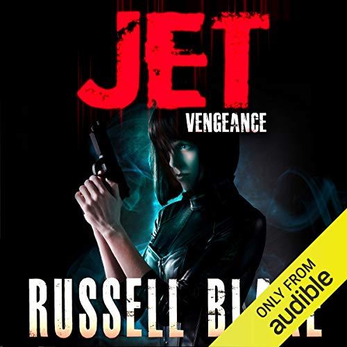 JET III audiobook cover art