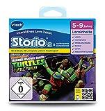 VTech 80–231304–Educatif Teenage Mutant Ninja Turtles (Storio 2, Storio 3S)