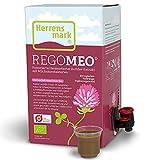 Herrens Mark – Extracto de Trébol Rojo Fermentado – Para mujeres en la menopausia – con trébol rojo, melisa, menta piperita y salvia