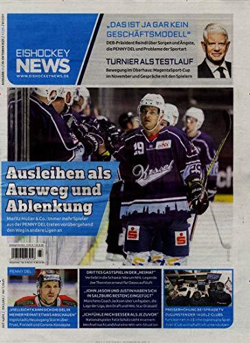 Eishockey NEWS [Jahresabo]