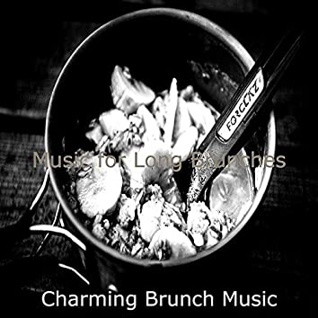 Music for Long Brunches