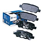 Hella Pagid 355010241 Disc Brake Pad Set A set of pads for one or two disc brake calipers of a vehicle
