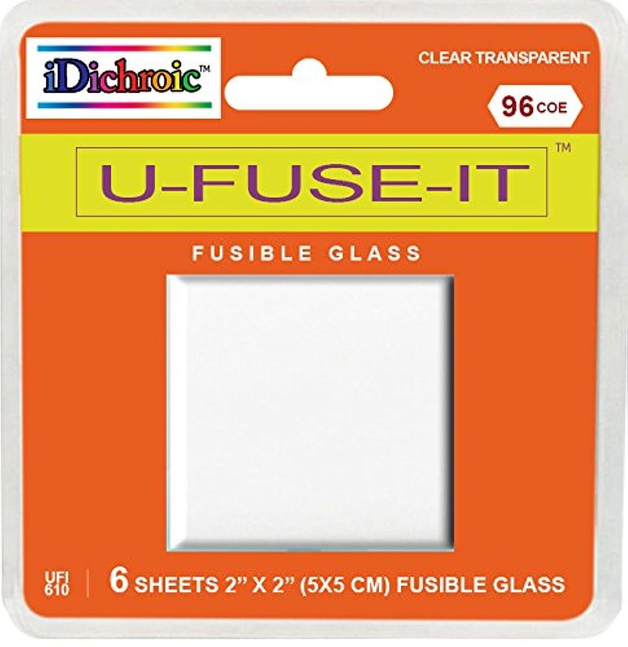 On Sale, U-FUSE-IT Transparent 96 COE 2