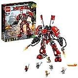 LEGO Ninjago - L'Armure de Feu - 70615 - Jeu de Construction