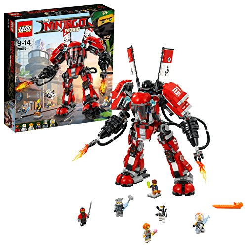 LEGO Ninjago Movie 70615 Fire Mech Toy
