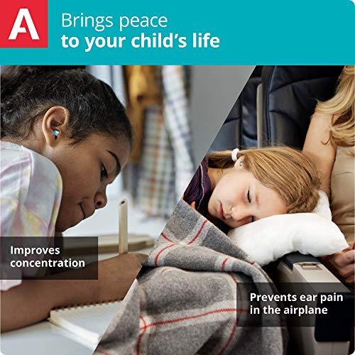 Alpine Pluggies Kids – Gehörschutz Kinder – mit Gratis Namensaufkleber - 4