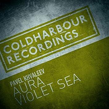 Violet Sea + Aura