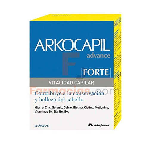 ARKO - ARKOCAPIL FORTE 30 CAPS