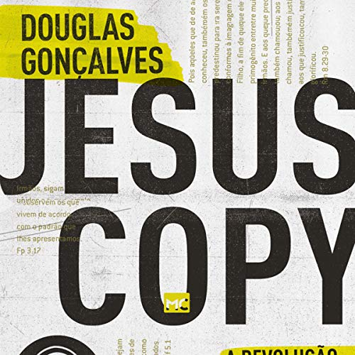 JesusCopy audiobook cover art