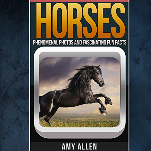 Horses audiobook cover art