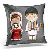 Sdamas Decorative Pillow Cover...