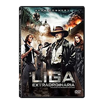 The League of Extraordinary Gentlemen  La Liga Extraordinaria  [NTSC/REGION 1 & 4 DVD Import-Latin America]