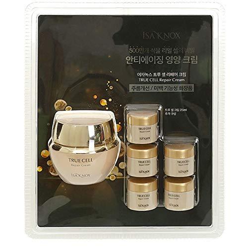 Isa Knox True Cell Repair Cream 6 set Anti Aging Whitening Wrinkle Care K-Beauty
