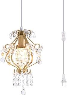 Best plug in chandelier lamp Reviews