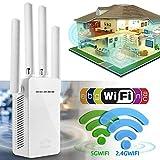 Immagine 2 auveach ripetitore wifi wireless 300