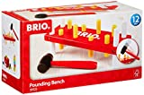 BRIO 30525 - Rote Klopfbank -