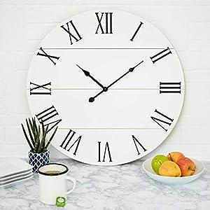 517xIx8NfYL._SS300_ Coastal Wall Clocks & Beach Wall Clocks