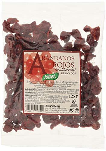 Santiveri Arandanos Rojos Desecados 125 Gr Envase De 125 Gramos - 500 g