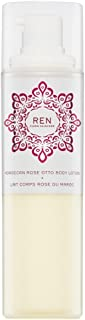 ren rose otto body lotion