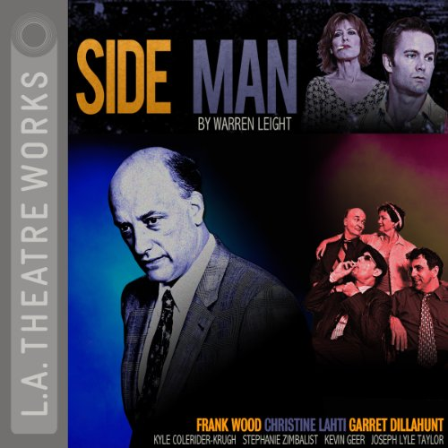 Side Man audiobook cover art