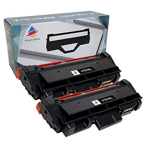Triple Best Compatible Toner Cartridge Replacement for Samsung MLT-D116L Xpress M2625 M2626 M2825ND M2825DW M2826 M2675 M2676 M2875 M2876 M2625D M2875FD M2875FW M2675FN M2675F M2875ND (2 Pack)