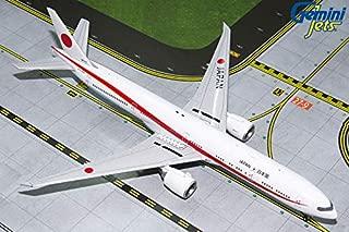 GeminiJets GMJSD086 1:400 JASDF Boeing 777-300ER Airplane Model