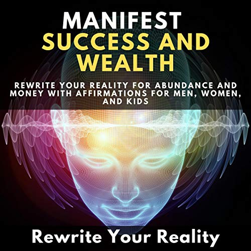 Manifest Success and Wealth cover art