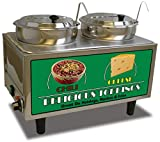Benchmark 51072 Chili and Cheese Warmer, 21' Length x 13' Width x 17' Height