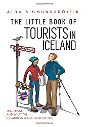book cover for The Little Book of Tourists in Iceland