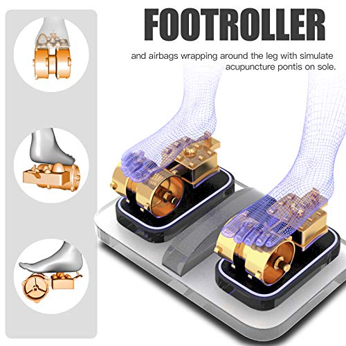 OOTORI Full Body Electric Massage Chair, Zero Gravity Neck Back Legs and Foot Shiatsu Massager with...