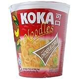 Koka Original Chicken & Maíz Sabor Oriental Estilo Instant Fideos 12 tazas de 70 g