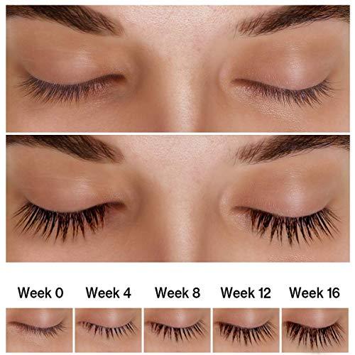 iMethod Lash Serum - iMethodLash Lash Growth Serum, Eyelash Serum, Lash Boost, Eyelash Serum to Grow Lashes, Paraben-free and Cruelty-free, 4ML for 4 Month Supply, One Lash Growth Cycles