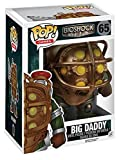 Funko POP Games: Bioshock - Big Daddy 6' Action Figure,Multi-colored
