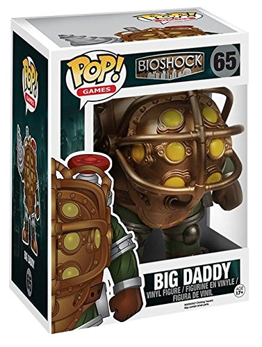 Funko Pop! - Vinyl: Games: Bioshock: 6