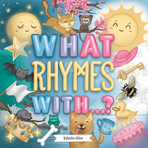 What Rhymes With...?  By  cover art