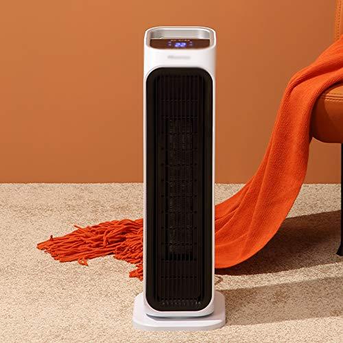 Calefactor Calentador de calentador eléctrico Calentador eléctrico Calor eléctrico Calefacción eléctrica Pequeño Ventilador de aire caliente Vertical Calentador eléctrico Oficina Ahorro de energía Aho