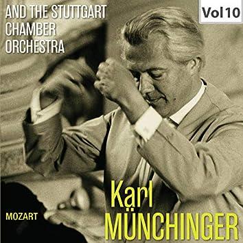 Karl Münchinger & The Stuttgart Chamber Orchestra, Vol. 10