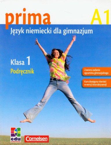 Prima A1 Język niemiecki 1 Podręcznik