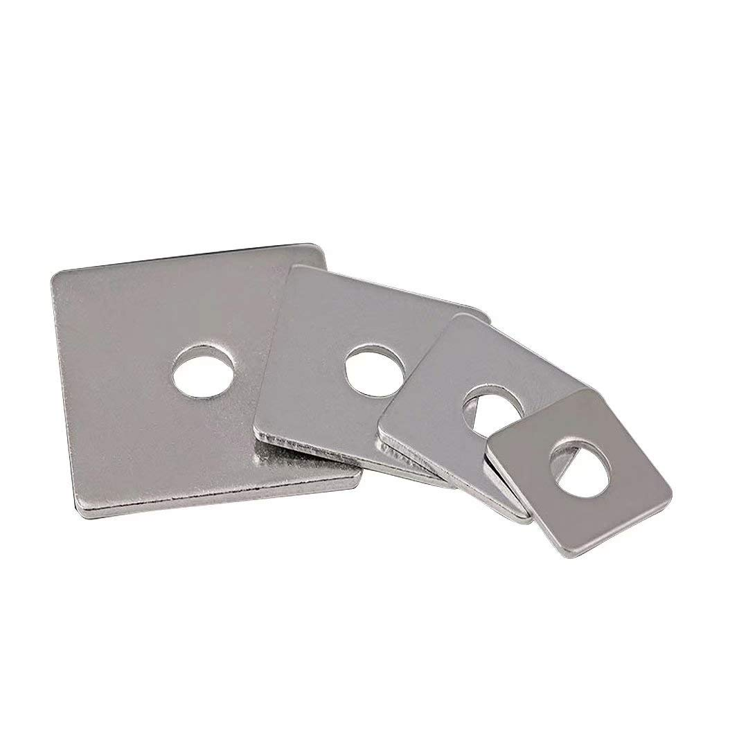 Dreneco Square Plate Washer Stainless Japan Maker New W Super beauty product restock quality top Heavy Steel Duty